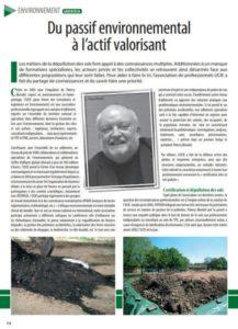 Canopée & Partners, gestion site pollué, AMO dépollution